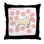 Sussex Happiness Throw Pillow