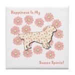 Sussex Happiness Tile Coaster