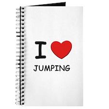 I love jumping Journal