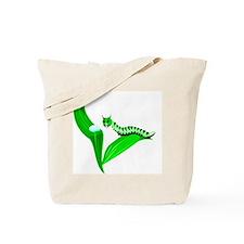 Faith Caterpillar & Butterfly Tote Bag