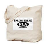 Spring Break Key Largo, Flori Tote Bag