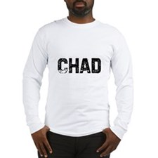 Chad Long Sleeve T-Shirt