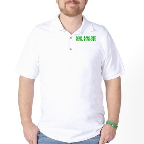 Irish Golf Shirt