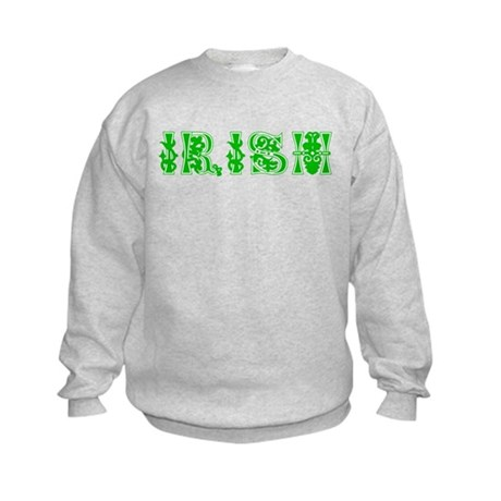 Irish Kids Sweatshirt
