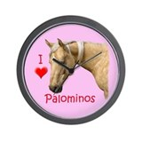 Palomino Wall Clock