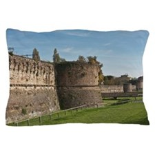 the fortress of ravenna Pillow Case
