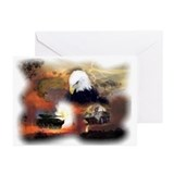Cute Strykers Greeting Cards (Pk of 10)