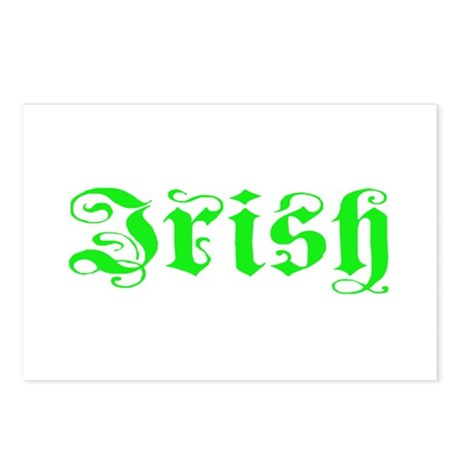 Irish Postcards (Package of 8)