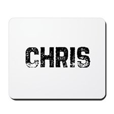 Chris Mousepad