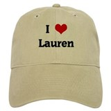 I Love Lauren Cap