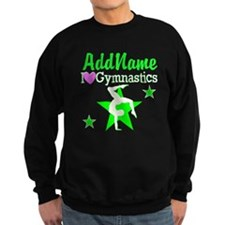 GREEN STAR GYMNAST Sweatshirt