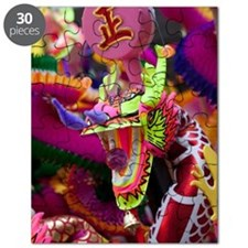 Colorful dragon toy Puzzle