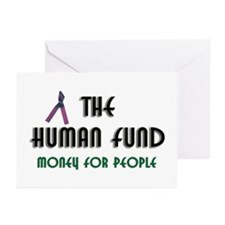 Human Fund Cards Seinfeld (Pk of 10)