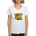 Family Member Women's V-Neck T-Shirt