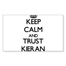 Keep Calm and TRUST Kieran Decal