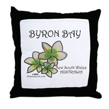 Cute Byron Throw Pillow