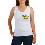 Blue Ginger Old English Women's Tank Top