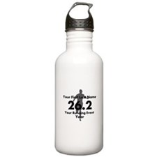 Customizable Running/Marathon Water Bottle