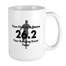 Customizable Running/Marathon Mugs