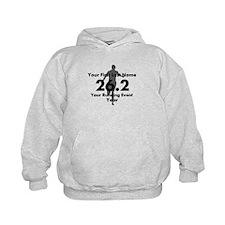 Customizable Running/Marathon Hoodie