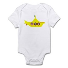 3CLM Yellow Submarine Infant Bodysuit