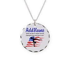 USA GYMNAST Necklace