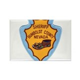 Humboldt Nevada Sheriff Rectangle Magnet (100 pack