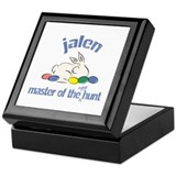 Easter Egg Hunt - Jalen Keepsake Box