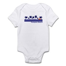 Pompano Beach, Florida Infant Bodysuit