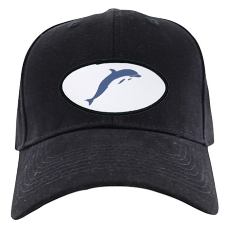 Blue Dolphin Black Cap
