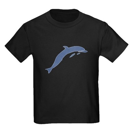 Blue Dolphin Kids Dark T-Shirt