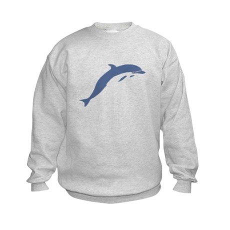 Blue Dolphin Kids Sweatshirt