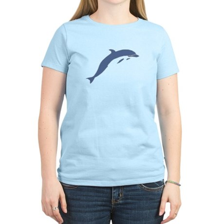 Blue Dolphin Women's Light T-Shirt