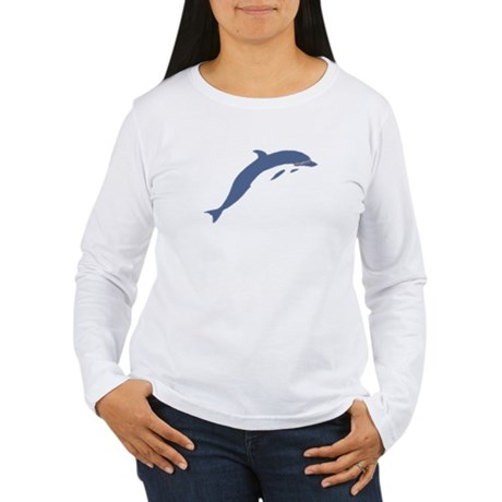 Blue Dolphin Women's Long Sleeve T-Shirt