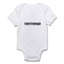 Cristopher Infant Bodysuit