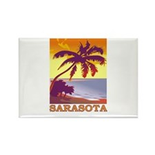 Sarasota, Florida Rectangle Magnet (10 pack)