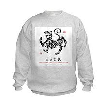 SKA Hatsuun Jindo Tiger Sweatshirt