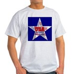 USA Safeguard Our Shores Light T-Shirt