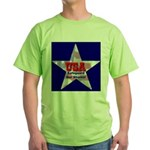 USA Safeguard Our Shores Green T-Shirt