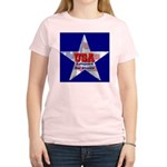 USA Safeguard Our Shores Women's Light T-Shirt