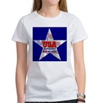 USA Safeguard Our Shores Women's T-Shirt