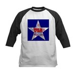 USA Safeguard Our Shores Kids Baseball Jersey