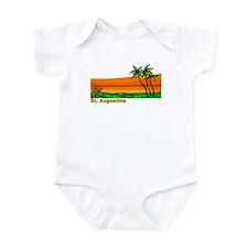 St. Augustine, Florida Infant Bodysuit