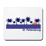 St. Petersburg, Florida Mousepad