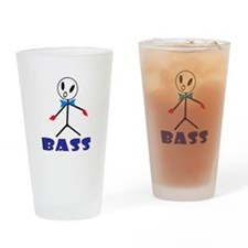 QUARTET BASS Drinking Glass
