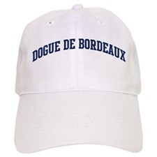 Dogue De Bordeaux (blue) Baseball Cap