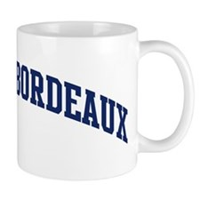 Dogue De Bordeaux (blue) Mug
