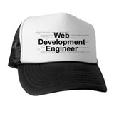 Web Dev Engineer Trucker Hat
