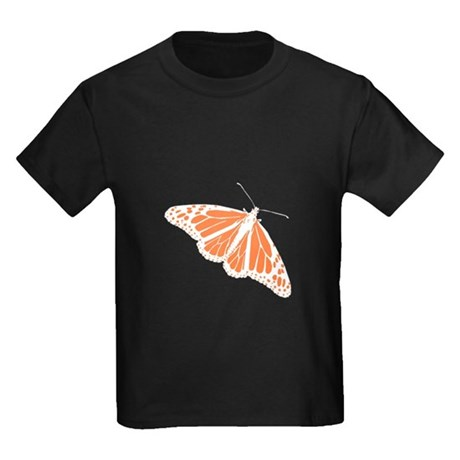 Butterfly Kids Dark T-Shirt