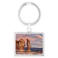 Grand Staircase Escalante Natio Landscape Keychain